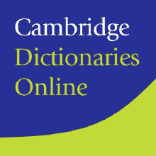 Thumbnail of Cambridge Dictionaries Online (American English Dictionary)